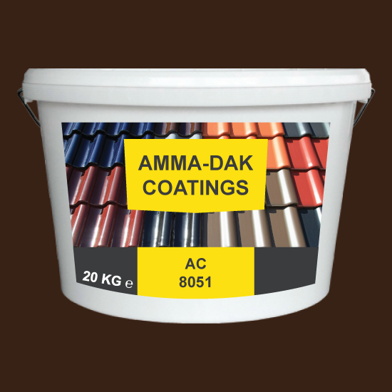 Umbra Dakpannen coating AC 8051 - Amma Dakcoating